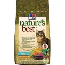 Hill's Nature's Best - Adult Tuna сухой корм для взрослых кошек с тунцом для кошек 2 кг
