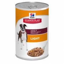 Hill's Science Plan Advanced Fitness влажный низкокалорийный корм для взрослых собак, склонных к набору веса 370 гр х 12 шт.