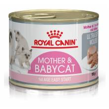 Royal Canin WET Babycat Instinctive - 12 шт х 195 гр