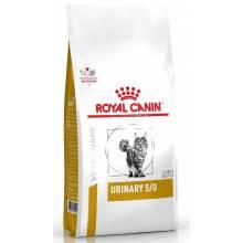 Royal Canin Urinary S/O LP34 лечебный сухой корм для кошек с мочекаменной болезнью 1,5 кг (7 кг)