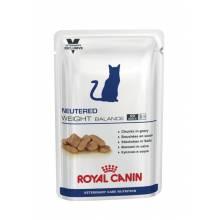 Royal Canin Neutered Weight Balance контроль веса для кастрированных котов - 100 гр х 12 шт.