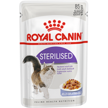 Royal Canin Sterilised 12 шт х 0.85г в желе (паучи)