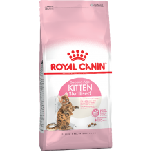 Royal Canin Kitten Sterilised сухой корм для стерилизованных котят - 2 кг (4 кг)