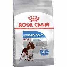 Royal Canin Medium Dogs Light Weight Care для взрослых и пожилых собак средних размеров со склонностью к избыточному весу - 3 кг
