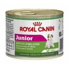 Royal Canin Junior - паштет для щенков 195 гр х 12 шт