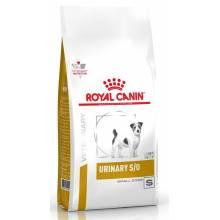 Royal Canin Urinary S/O USD20 Small Dog - для собак мелких размеров при заболеваниях дистального отдела мочевыделительной системы 1,5 кг (4 кг)