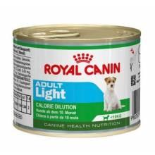 Royal Canin Adult Light - паштет для собак, склонных к полноте 195 гр х 12 шт