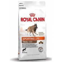 Royal Canin Sporting Life Trail 4300 для взрослых собак испытывающих кратковременные интенсивные или умеренные нагрузки 15 кг