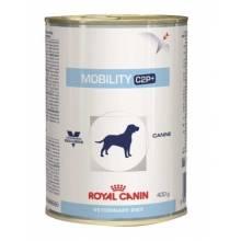 Royal Canin Mobility MC25 C2P+ (банка) корм для собак при заболеваниях опорно-двигательного аппарата - 400 гр х 12 шт