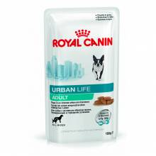 Royal Canin Urban Life Adult Wet консервированный корм (паучи) для собак живущих в городе 150 гр. х 10 шт