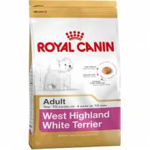 Royal Canin West Highland White Terrier Adult Вест-Хайленд Уайт Терьер Эдалт 3 кг