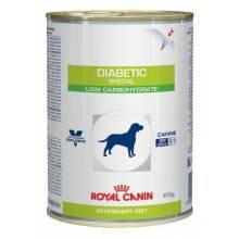 Royal Canin Diabetic Special Low Carbohydrate консервы для взрослых и пожилых собак всех пород, больных сахарным диабетом - 410 г х 12 шт
