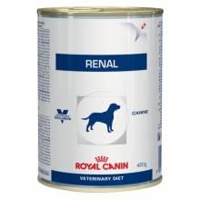 Royal Canin Renal Canine для диетического питания взрослых собак всех пород - 410 гр х 12 шт.