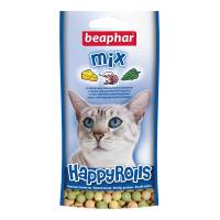 Beaphar Happy Rolls Mix лакомство для кошек - 80 шт