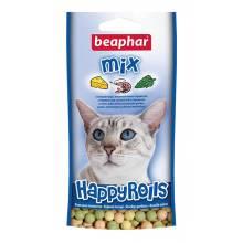 Beaphar Happy Rolls Mix лакомство для кошек - 80 шт