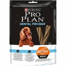 Лакомство Purina Pro Plan Dental ProBar для собак средних и крупных пород для поддержания здоровья полости рта - 150 гр