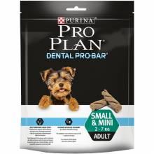 Лакомство Purina Pro Plan Dental ProBar Small&Mini для собак мелких и миниатюрных пород для поддержания здоровья полости рта - 150 гр