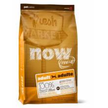 Now Fresh Adult Recipe Grain Free беззерновой корм для взрослых собак с индейкой, уткой и овощами 2,72 кг (5,45 кг) (11,35 кг)