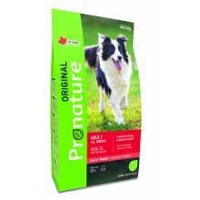 Pronature Original сухой корм для собак всех пород с ягненком и ячменем 2,27 кг (11,3 кг) (18 кг)