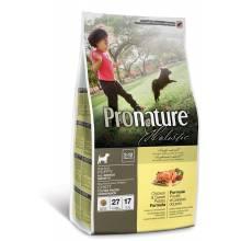 Pronature Holistic Puppy Growth All Breed -Chicken & Sweet Potato сухой корм для щенков с цыпленком и сладким картофелем 13.6 кг