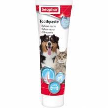 Зубная паста Beaphar Dog-A-Dent для собак и кошек со вкусом печени - 100 г