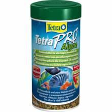 Корм Tetra Pro Algae Crisps растительный для всех видов рыб в чипсах - 250 мл