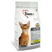1st Choice сухой корм для кошек гипоаллергенный беззерновой с уткой и картофелем - 0,35 кг (2,72 кг) (5,44 кг)
