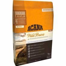 Acana Wild Prairie Cat & Kitten All Breeds Chicken для котят и кошек всех пород с курицей 340 гр (1,8 кг) (5,4 кг)