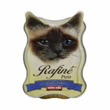 Animonda Консервы Rafine Petit паштет из деликатесной рыбы для взрослых кошек - 85 гр х 18 шт
