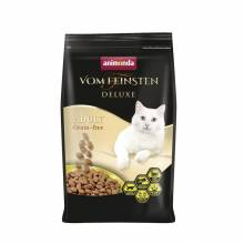 Animonda Vom Feinsten Deluxe сухой корм беззерновой для взрослых кошек - 1,75 кг