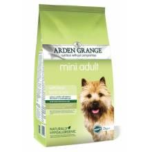 Arden Grange Adult Mini Lamb&Rice Canine для собак мелких пород и собак страдающих пищевой аллергией - 6 кг