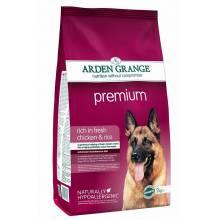 Arden Grange Adult Premium для взрослых собак всех пород - 12 кг