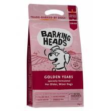 Barking Heads Золотые годы сухой корм для пожилых собак старше 7 лет с курицей и рисом - 2 кг  (12 кг), (18 кг)