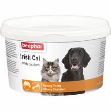 Минеральная смесь Beaphar Irish Cal с повышенным содержанием солей кальция - 250 г