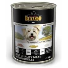 Belcando Super Premium консервы отборное мясо с лапшой 400 гр х 12 шт (400 гр х 24 шт)