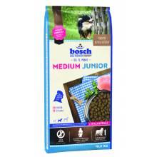 Bosch Junior Medium - сухой корм для щенков средних пород 1 кг (3 кг) (15 кг)