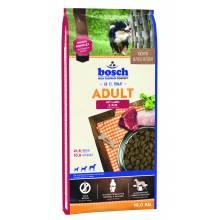 Bosch Adult Lamb & Rice - корм для взрослых собак с ягнёнком и рисом 1 (кг) (3 кг) (15 кг)