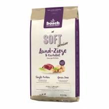 Полувлажный корм Bosch Soft Senior для пожилых собак с козлятиной и картофелем - 1 кг (2,5 кг) (12, 5 кг)