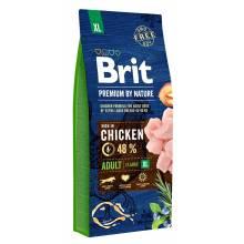 Brit Premium Brit Premium Adult XL сухой корм для взрослых собак гигантских пород 3 кг (15 кг) (18 кг)