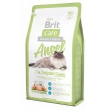 Brit Care Cat Angel Delighted Senior сухой корм для пожилых кошек 2 кг (7 кг)