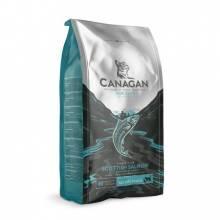 Canagan GF Scottish Salmon сухой корм для кошек с лососем - 375 гр (1,5 кг) (4кг)