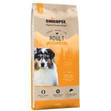 Chicopee CNL Adult Chicken & Rice сухой корм для взрослых собак всех пород с курицей и рисом 2 кг (15 кг)
