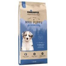 Chicopee CNL Maxi Puppy Poultry & Millet сухой корм для щенков крупных пород с птицей и просом 2 кг (15 кг)