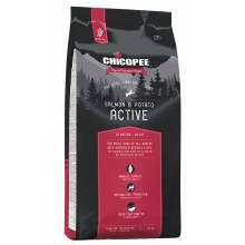 Chicopee HNL Active Salmon & Potato беззерновой корм для активных собак всех пород с мясом лосося и картофелем 2 кг (12 кг)
