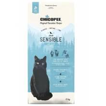 Chicopee CNL Cat Adult Sensible сухой корм для кошек с чувствительным пищеварение с ягненком - 1,5 кг (15 кг)