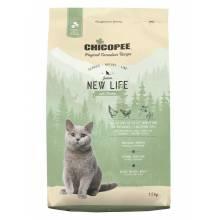 Chicopee CNL Cat Junior New Life сухой корм для котят с курицей - 1,5 кг (15 кг)
