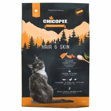 Chicopee HNL Cat Hair & Skin сухой корм для кошек для кожи и шерсти 1,5 кг (8 кг)