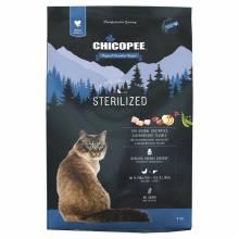 Chicopee HNL Cat Sterilized сухой корм для стерилизованных кошек 1,5 кг (8 кг)