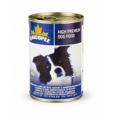 Chicopee Dog Lamb & Rice консервы с мясными кусочками ягненка и рисом в соусе для собак любого возраста - 400 г х 24