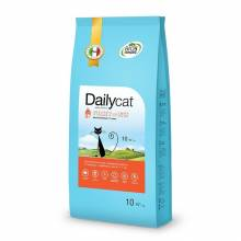 Dailycat Adult Hairball Turkey and Rice сухой корм для взрослых кошек для вывода шерсти из желудка с индейкой и рисом 1,5 кг (3 кг), (10 кг)